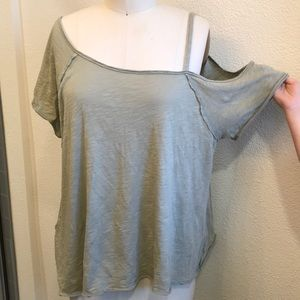 Free People light weight T